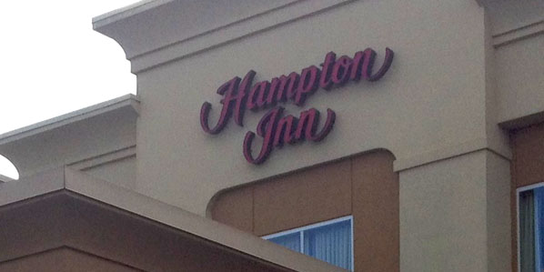 hotel hampton inn by hilton management