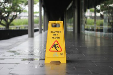 hotel software Hospitality Focus on Safety: Slips, Trips and Falls