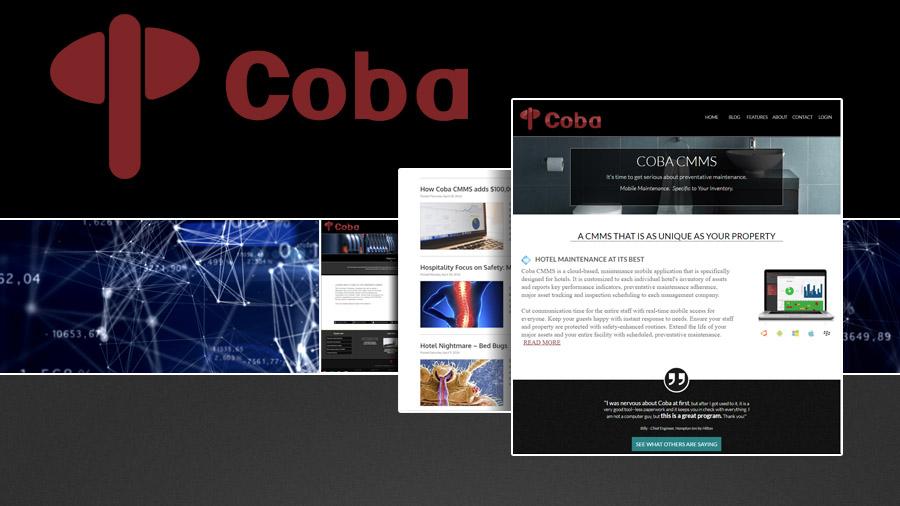 hotel software Coba EM Announces Launch of New Website